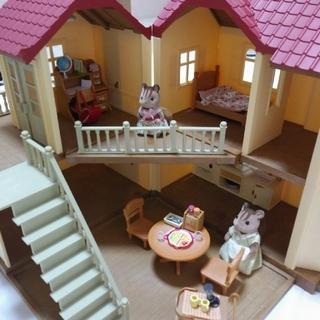 エポック(EPOCH)のシルバニアファミリー家と家具セット(その他)
