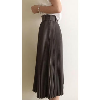 HYKE - HYKEプリーツスカート♡ブラック