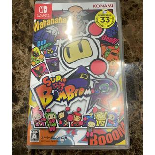 Nintendo Switch - スーパーボンバーマン R