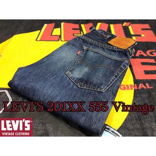 Levi's - リーバイス201XX BigE 37モデル ビンテージ バレンシア製 希少廃盤