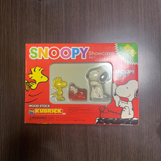 スヌーピー(SNOOPY)のスヌーピー⭐KUBRICK(キャラクターグッズ)