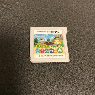 ニンテンドー3DS - ニンテンドー 3DS どうぶつの森