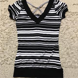 オリゾンティー(ORIZZONTI)のipipipipip レディース 半袖Tシャツ sexy(Tシャツ(半袖/袖なし))