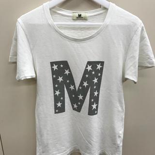 エム(M)のM Tシャツ(Tシャツ/カットソー(半袖/袖なし))