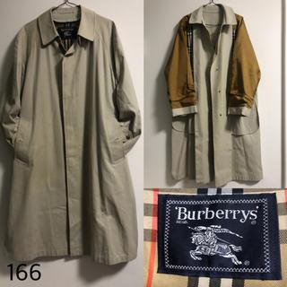 バーバリー(BURBERRY)のバーバリー ステンカラーコート 166(ステンカラーコート)