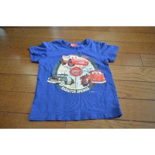ディズニー(Disney)の100㎝ カーズ Tシャツ(Tシャツ/カットソー)