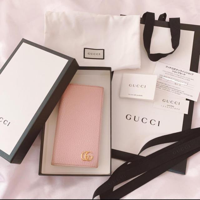 moschino iphone8 ケース 三つ折 | Gucci - GUCCI iPhone7.8 正規品 手帳型ケース♥の通販 by かなこshop|グッチならラクマ