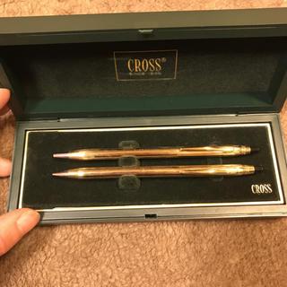 クロス(CROSS)のCROSS☆ボールペンセット☆10KT(ペン/マーカー)