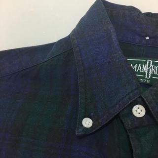 インディヴィジュアライズドシャツ(INDIVIDUALIZED SHIRTS)のgitman vintage ギットマン ヴィンテージ オックスフォード シャツ(シャツ)
