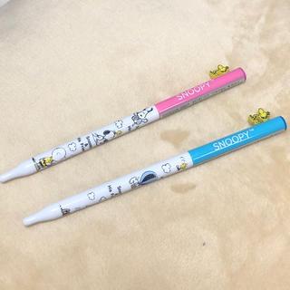ピーナッツ(PEANUTS)のスヌーピー   ボールペン ピンクとブルー(その他)