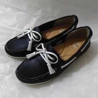 イング(ing)のing デッキシューズ(ローファー/革靴)