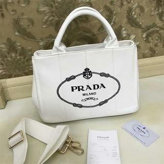 PRADA - 早い者勝ちPRADA カナパトートバッグ S