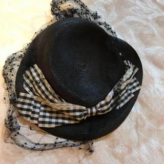 グリモワール(Grimoire)のvintage dress hat(ハット)