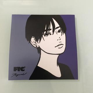 kyne × ftc 限定 ステッカー  キネ