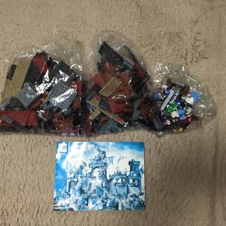 レゴ(Lego)の(rokomoko11様専用) LEGO 8877 お城 ブラデックの暗黒の要塞(その他)