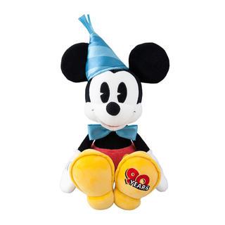 ディズニー(Disney)の90周年 ディズニー ミッキー ぬいぐるみ(ぬいぐるみ/人形)