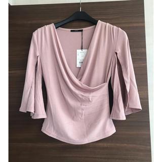 エモダ(EMODA)の◆EMODA◆新品◆タグ付き クロスフィットTシャツ(Tシャツ/カットソー(半袖/袖なし))