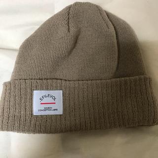 エフィレボル(.efiLevol)のエフィレボル ニット帽(ニット帽/ビーニー)