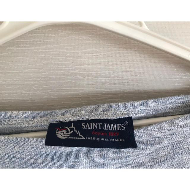 SAINT JAMES(セントジェームス)のけんちゃん様専用 セントジェームズ T4  メンズのトップス(Tシャツ/カットソー(七分/長袖))の商品写真