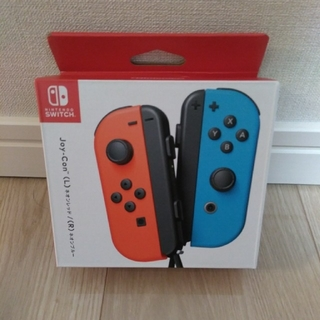 ジョイコン joy-con ネオンブルー ネオンレッド スイッチ switch