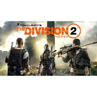 プレイステーション4(PlayStation4)のディビジョン2 division2 ps4(家庭用ゲームソフト)