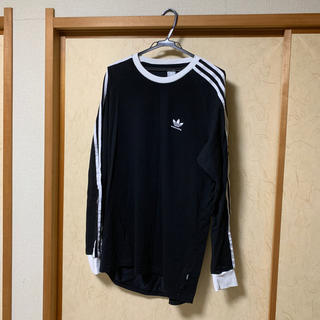 アディダス(adidas)のadidas long T-shirt 海外限定品(カットソー(長袖/七分))