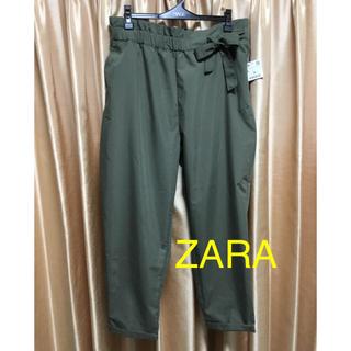 ザラ(ZARA)の ZARA  薄手パンツ❤︎新品(カジュアルパンツ)