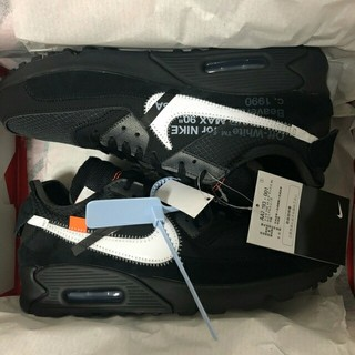 NIKE - 新品 27cm NIKE AIR MAX 90 off white