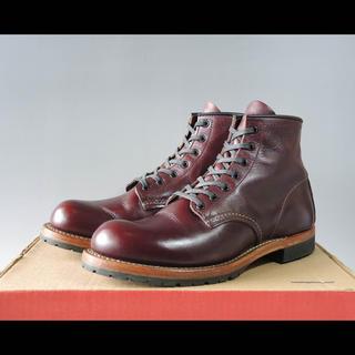 レッドウィング(REDWING)のレッドウィング9011ベックマン7Dアイアンレンジセッターブラックチェリー(ブーツ)