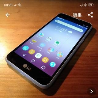 エルジーエレクトロニクス(LG Electronics)のLG SO02(スマートフォン本体)