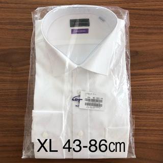メンズ 長袖ワイシャツ XL 首回り43㎝ ゆき丈86㎝(その他)