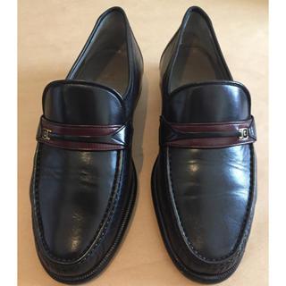 チャーチ(Church's)の【Church's】イタリア製革靴 モカシン(スリッポン/モカシン)