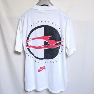 ナイキ(NIKE)の90's銀タグNIKEプリントTシャツ(Tシャツ/カットソー(半袖/袖なし))