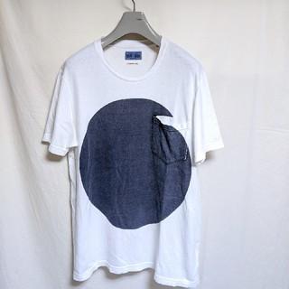 ブルーブルー(BLUE BLUE)のBLUE BLUEプリントTシャツ(Tシャツ/カットソー(半袖/袖なし))