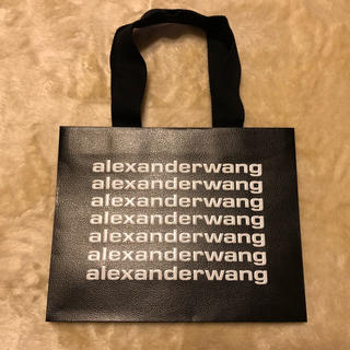 アレキサンダーワン(Alexander Wang)のalexanderwang  ショッパー(ショップ袋)