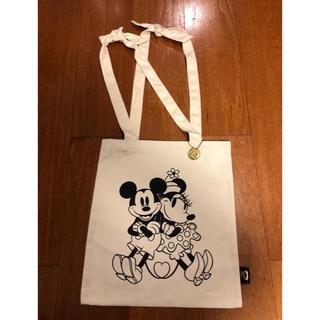 ディズニー(Disney)のディズニー台湾限定 ミッキー90周年限定商品 トートバック(ショルダーバッグ)