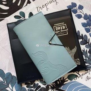 スターバックスコーヒー(Starbucks Coffee)のカードケース アニバーサリー ノート 手帳 パスケース 海外スターバックス 財布(名刺入れ/定期入れ)
