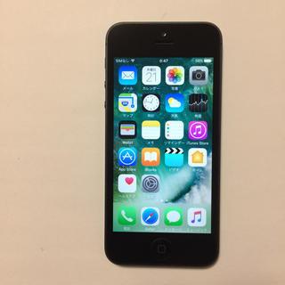 iPhone - ④中古美品 AU iPhone5 16gb