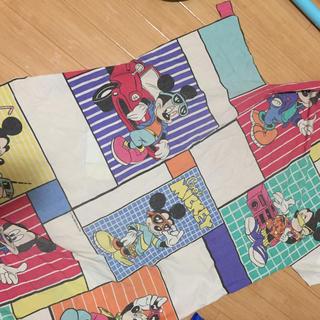 ディズニー(Disney)の★激安!ミッキー15体取れます♡ビンテージシーツ★(生地/糸)