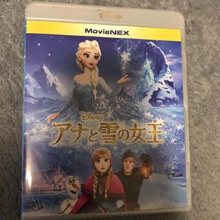 ディズニー(Disney)の2枚組☆アナと雪の女王☆dvd.ブルーレイ☆ディズニー☆(キッズ/ファミリー)