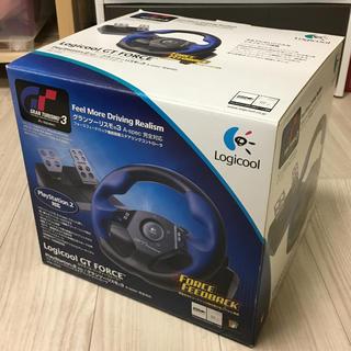 プレイステーション2(PlayStation2)のロジクール GT FORCE(その他)