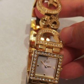 ディーアンドジー(D&G)のDOLCE&GABBANA 腕時計(腕時計)