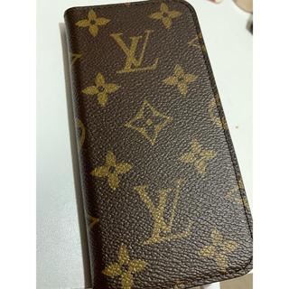 ルイヴィトン(LOUIS VUITTON)のルイヴィトンiPhoneカバー(iPhoneケース)