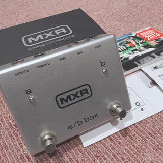 エフェクター(EFFECTOR)のMXR M196 A/B BOX(エフェクター)