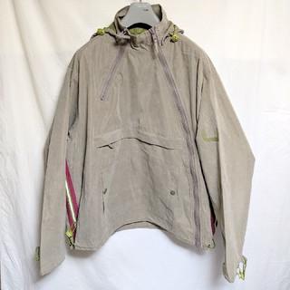 ADOLFO DOMINGUEZプルオーバージャケット(ミリタリージャケット)