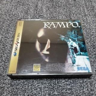セガ(SEGA)のセガサターン  RANPO(家庭用ゲームソフト)