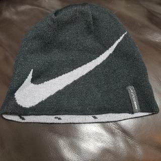 ナイキ(NIKE)のナイキゴルフ ニット帽 リバーシブル 美品◆(ニット帽/ビーニー)