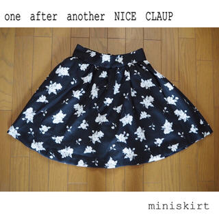 one after another NICE CLAUP - one after another NICE CLAUP スカート