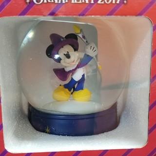 ディズニー(Disney)のミッキーマウス スノードーム (置物)
