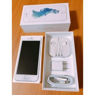 iPhone - 新品未使用 iPhone 6s 32G シルバー SIMフリー Silver